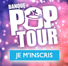 Banque Pop Tour 2020