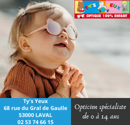 Ty's yeux / Avril 2020