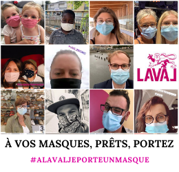 Masques Laval
